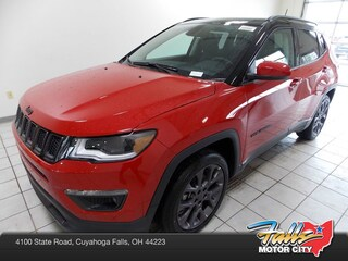 New 2019 Jeep Compass HIGH ALTITUDE FWD Sport Utility 3C4NJCCBXKT743384 for Sale in Cuyahoga Falls, OH