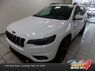 New 2019 Jeep Cherokee ALTITUDE 4X4 Sport Utility 1C4PJMLB1KD390151 for Sale in Cuyahoga Falls, OH