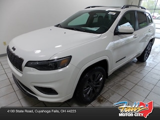 New 2019 Jeep Cherokee HIGH ALTITUDE 4X4 Sport Utility 1C4PJMDN3KD453985 for Sale in Cuyahoga Falls, OH