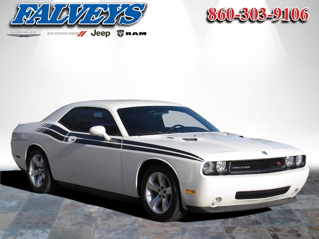 Used 2009 Dodge Challenger R/T Coupe in Norwich