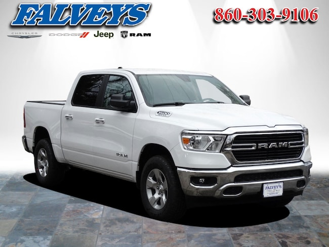New 2019 Ram 1500 BIG HORN / LONE STAR CREW CAB 4X4 5'7 BOX Crew Cab in Norwich