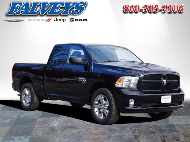 New 2019 Ram 1500 CLASSIC EXPRESS QUAD CAB 4X4 6'4 BOX Quad Cab in Norwich