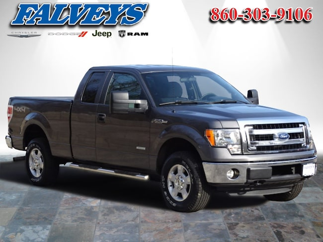 Used 2013 Ford F-150 Truck SuperCab in Norwich