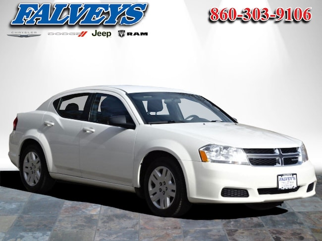 Used 2011 Dodge Avenger Express Sedan in Norwich
