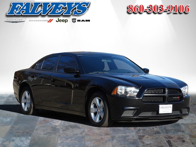 Used 2014 Dodge Charger SE Sedan in Norwich