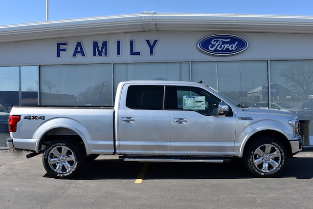 New Ford Inventory | Family Ford of Bluffton in Bluffton