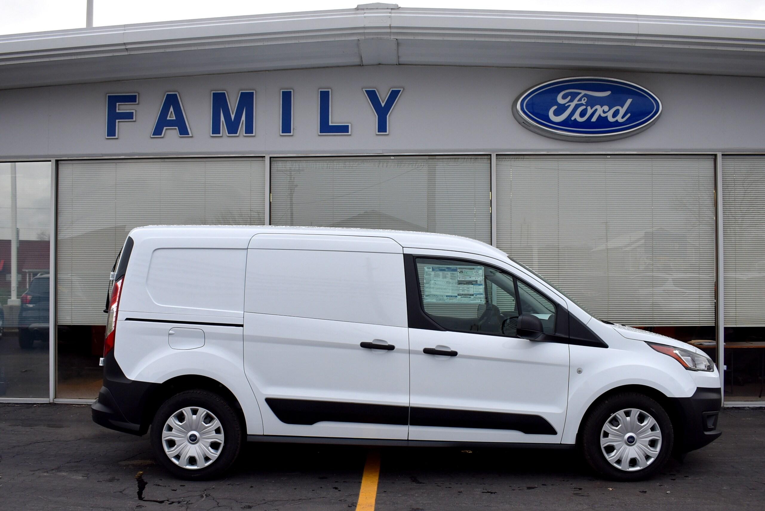 2019 Ford Transit Connect Commercial XL Cargo Van Minivan/Van