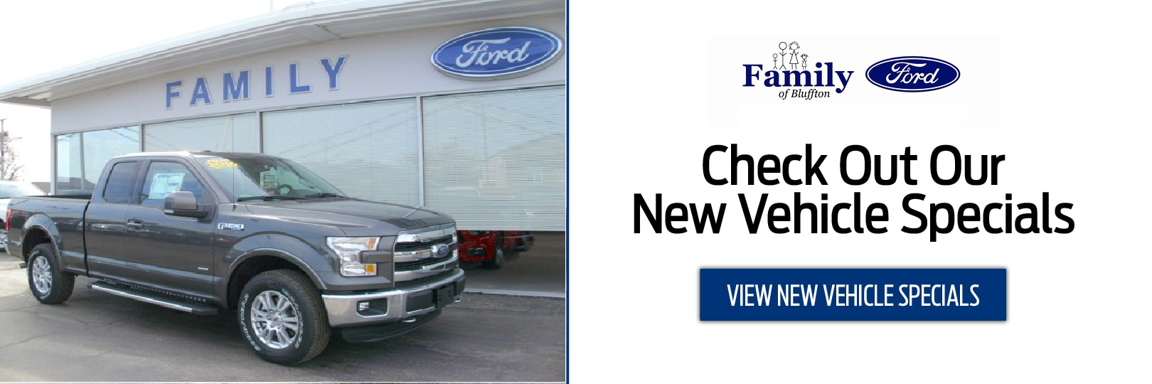 Family Ford of Bluffton   Ford Dealership in Bluffton IN