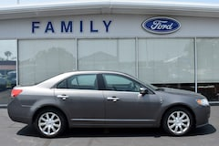 2011 Lincoln MKZ Base Car