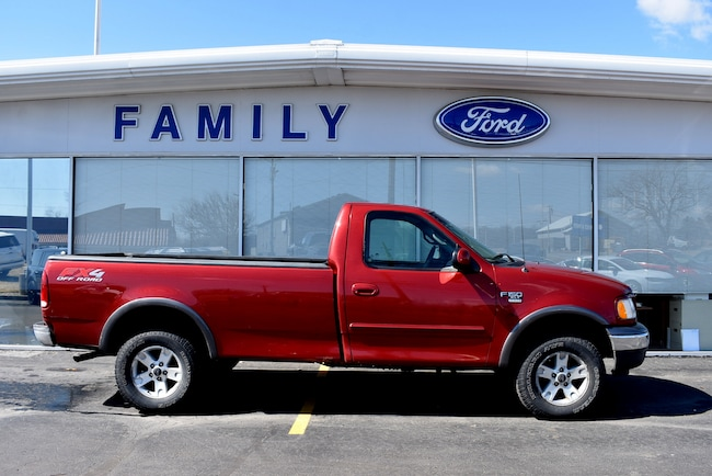 2002 Ford F-150 XLT Truck