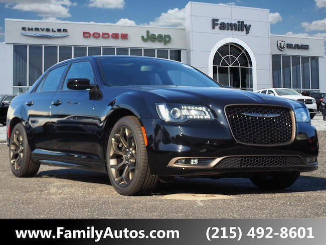 New 2019 Chrysler 300 S Sedan for sale in Philadelphia, PA