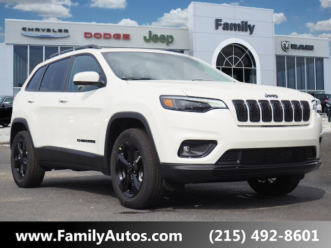 New 2019 Jeep Cherokee ALTITUDE 4X4 Sport Utility for sale in Philadelphia, PA