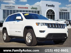 Used 2018 Jeep Grand Cherokee Laredo 4x4 SUV for sale in Philadelphia, PA