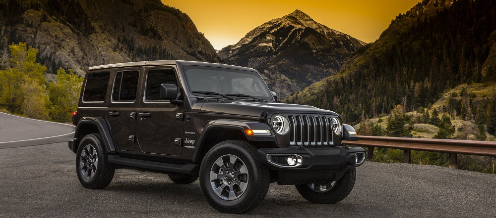 2018 Jeep Wrangler JL Maintenance Schedule