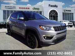New 2020 Jeep Compass ALTITUDE 4X4 Sport Utility for sale in Philadelphia, PA