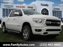 New 2019 Ram 1500 BIG HORN / LONE STAR CREW CAB 4X4 5'7 BOX Crew Cab for sale in Philadelphia, PA