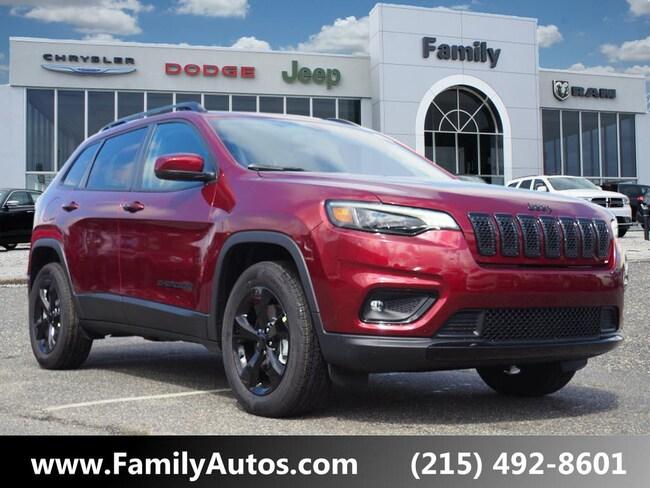 New 2019 Jeep Cherokee ALTITUDE 4X4 Sport Utility for sale in Philadelphia, PA