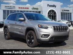 New 2020 Jeep Cherokee ALTITUDE 4X4 Sport Utility for sale in Philadelphia, PA