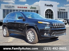 New 2018 Jeep Cherokee OVERLAND 4X4 Sport Utility for sale in Philadelphia, PA