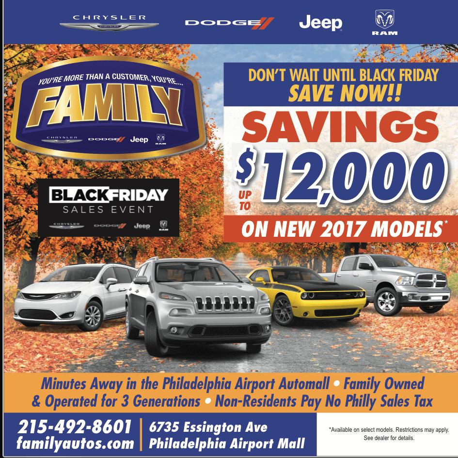 Family Chrysler Jeep Dodge   New Dodge, Chrysler, Jeep, Ram ...
