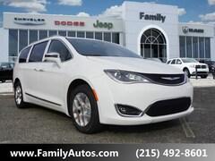 New 2020 Chrysler Pacifica LIMITED Passenger Van for sale in Philadelphia, PA