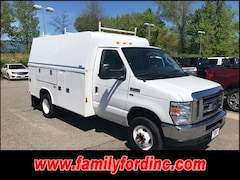 2012 Ford Econoline 350 Cutaway Chassis Truck