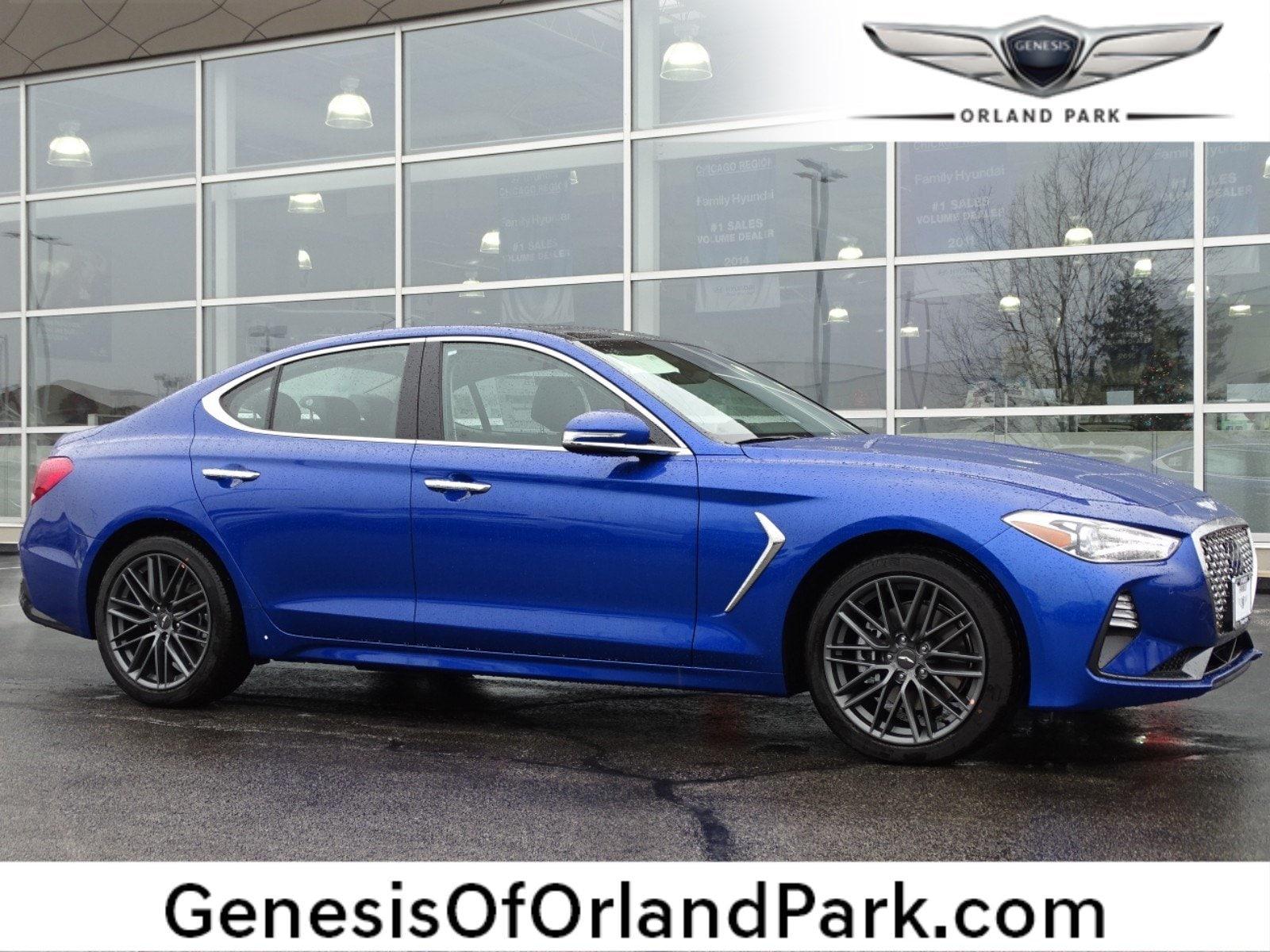 New 2019 Genesis G70 For Sale At Family Hyundai Vin Kmtg34laxku013465