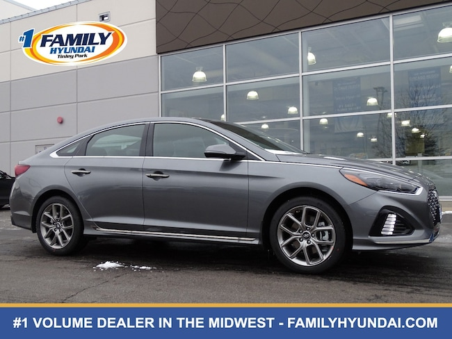 2019 Hyundai Sonata Limited 2.0 Sedan