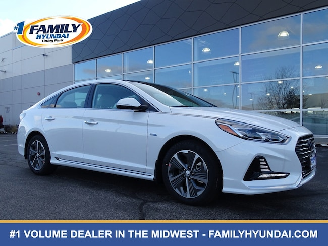 2019 Hyundai Sonata Hybrid Limited 2.0 Sedan