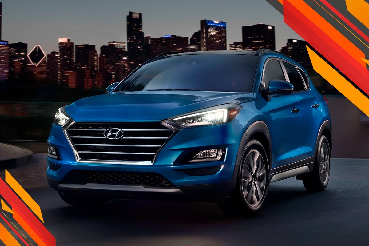 2019 Hyundai Tucson - Stylish Performance