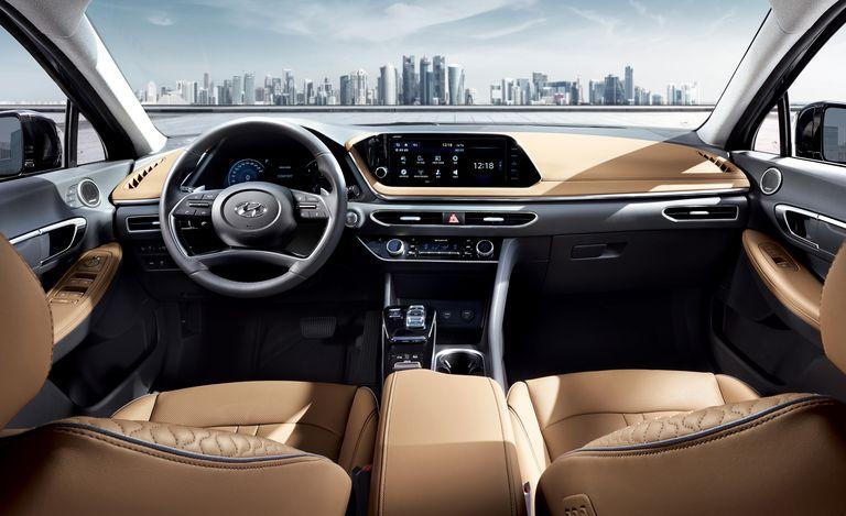 2020 Hyundai Sonata Concept Chicago IL