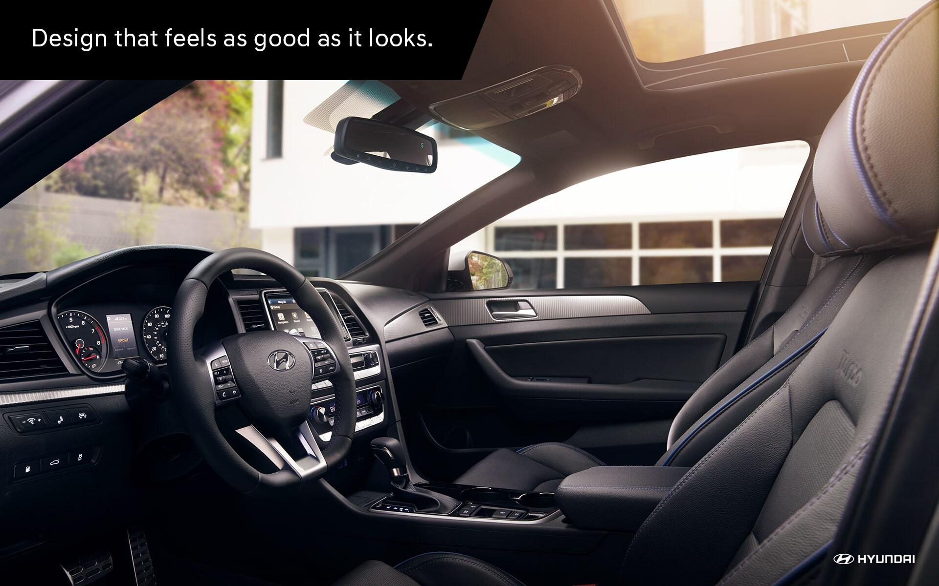 Family Hyundai Tinley Park >> Get A Glimpse of the 2018 Hyundai Sonata at Your #1 Volume