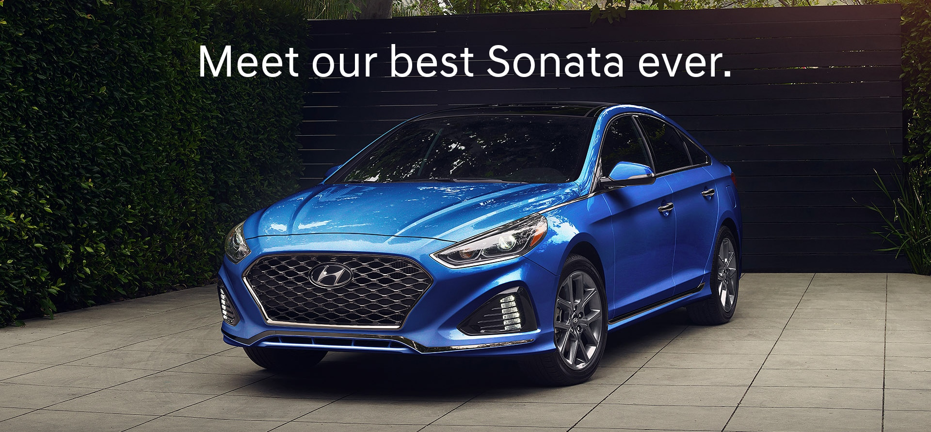 Get A Glimpse Of The 2018 Hyundai Sonata At Your #1 Volume Hyundai Dealer  In Chicago, IL!
