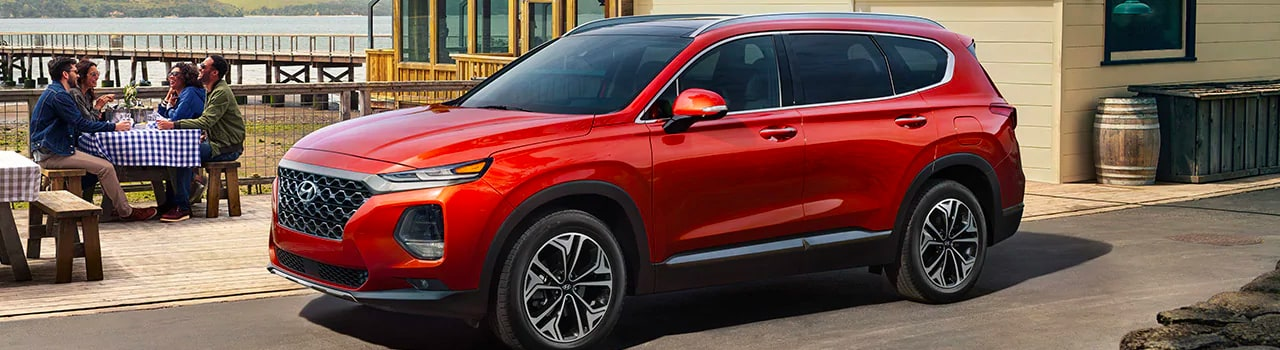 2019 Hyundai Santa Fe Safety Ratings Chicago IL
