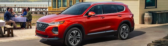 2019 Hyundai Santa Fe Safety Ratings Chicago Il Family Hyundai