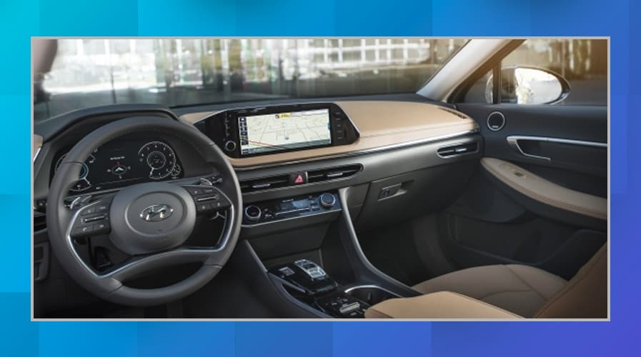 020 Hyundai Sonata Luxurious Design Chicago IL