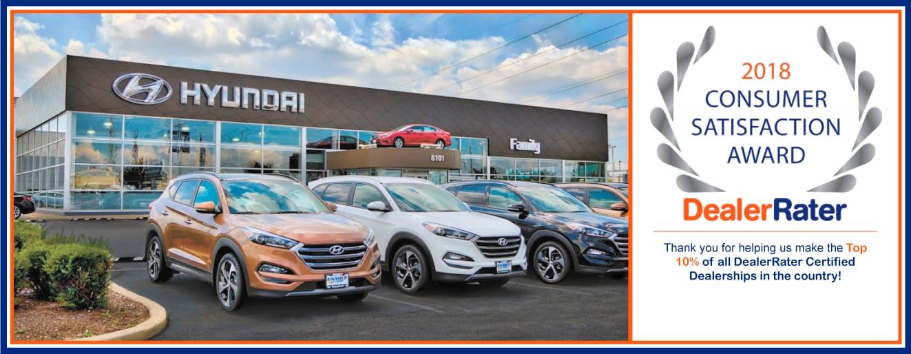 Hyundai Dealership Indianapolis >> Hyundai Cars Trucks Suvs In Tinley Park Orland Park Family Hyundai