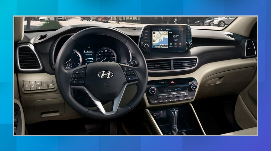 2019 Hyundai Tucson vs. 2019 Toyota RAV-4 Performance Capabilities Chicago IL