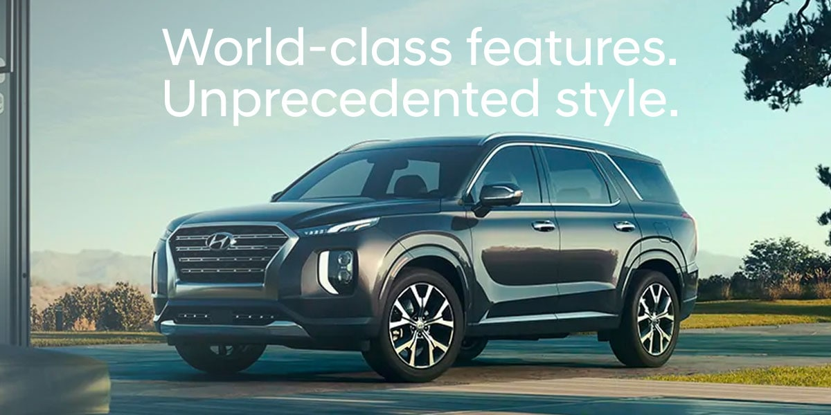 Tinley Park IL Pre-Owned Hyundai Palisade