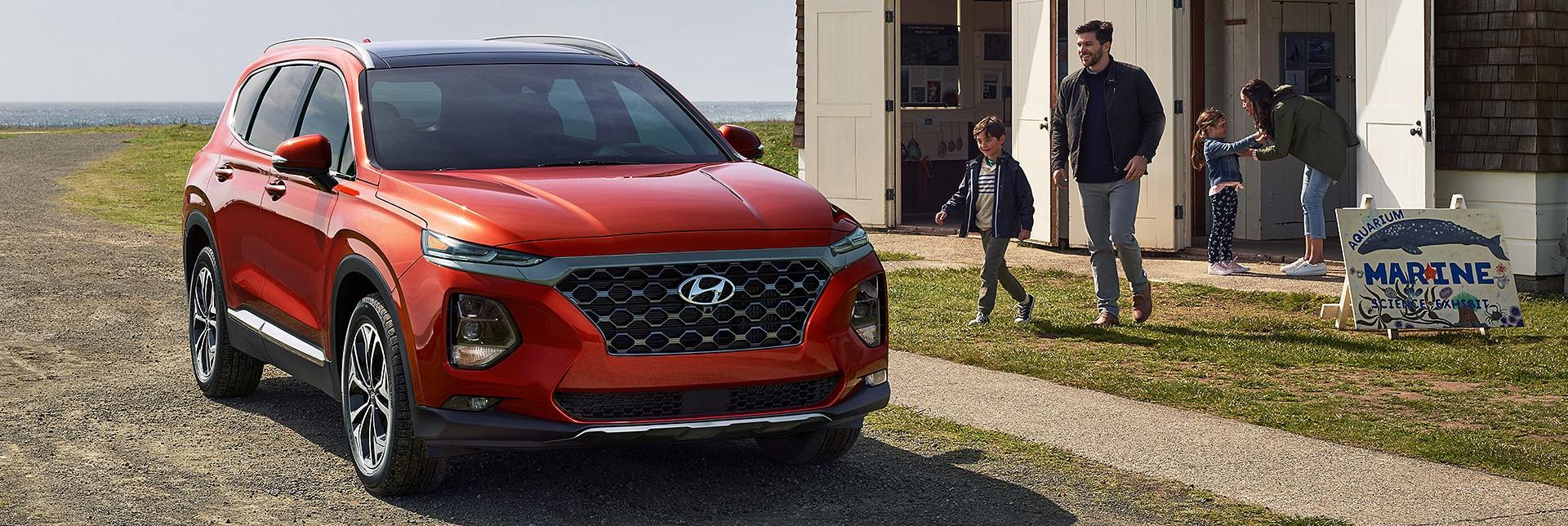 2019 Hyundai Santa Fe Chicago