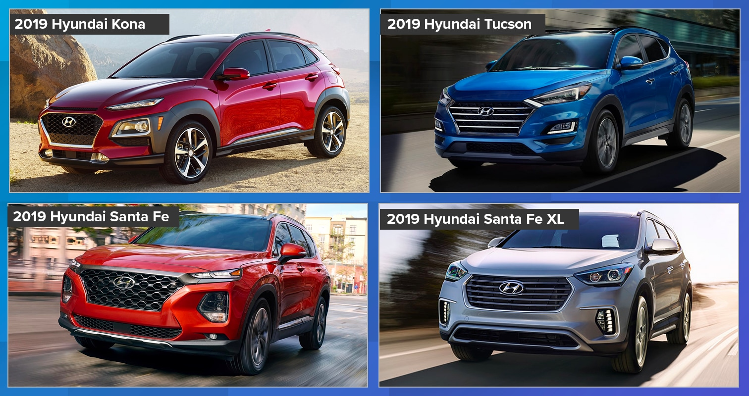 Which Hyundai SUV is For You? Chicago IL