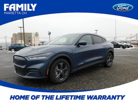 2021 Ford Mustang Mach-E Select SUV