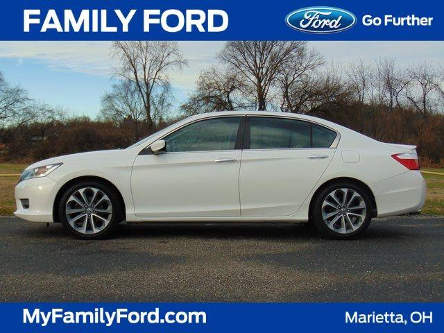 2015 Honda Accord Sedan Sport Car