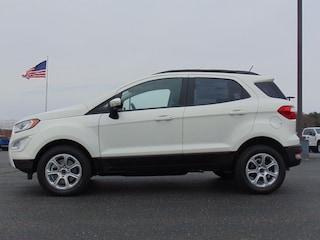 2019 Ford EcoSport SE 4WD