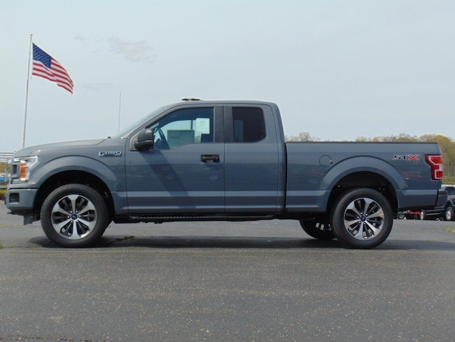 2019 Ford F-150 XL Extended Cab Pickup - Standard Bed