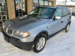 2004 BMW X3 2.5i AWD RARE! SUV