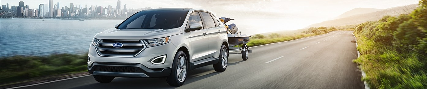 Compare The Ford Edge Vs Honda Cr V And Toyota Highlander In Netcong