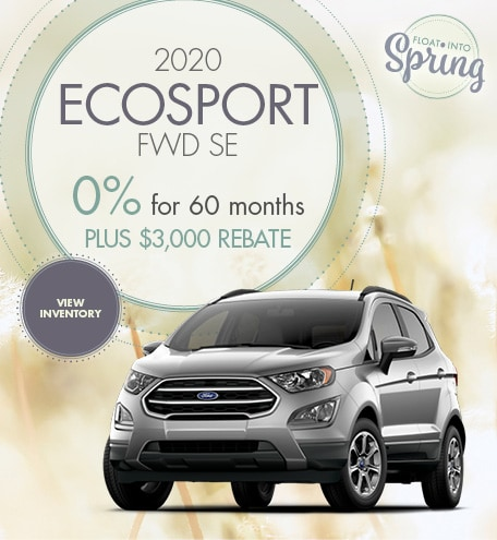2020 EcoSport FWD SE