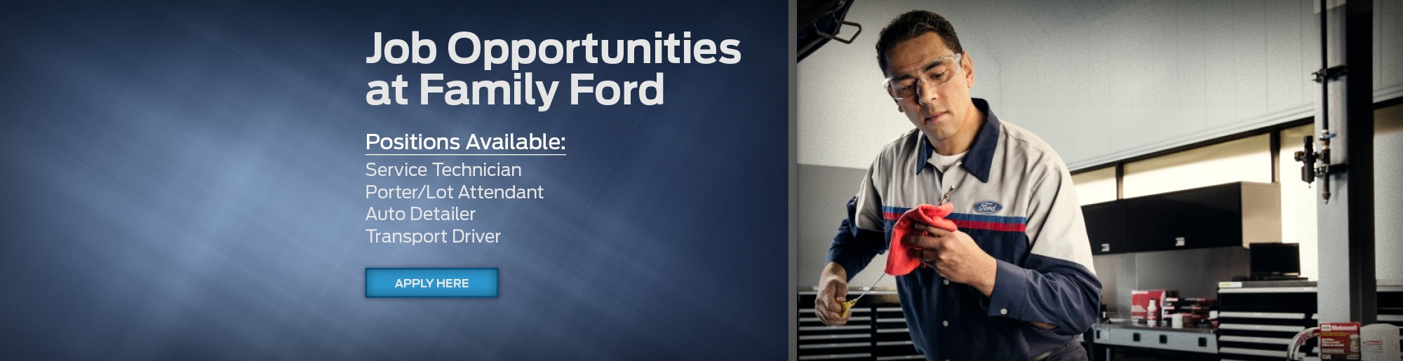 New Ford Used Car Dealer In Netcong NJ