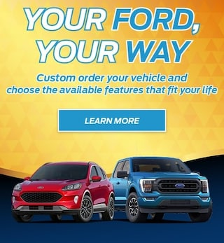 Your Ford, Your Way